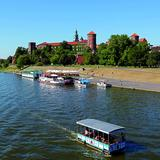 Image: River Bus, water cruise along the Vistula