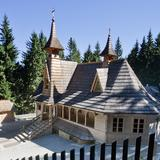 Image: Sanctuary of Our Lady the Jaworzyna Queen of the Tatras on Wiktorówki